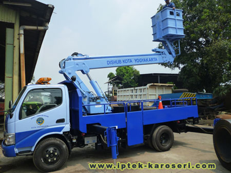 Sky Lift Telescopic
